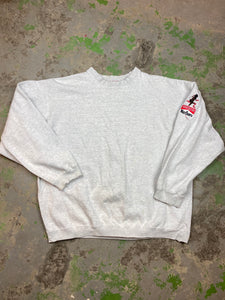 Marlboro embroidered crewneck