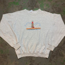 Load image into Gallery viewer, Vintage embroidered Crewneck