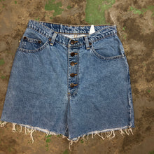 Load image into Gallery viewer, Vintage Authentic denim shorts