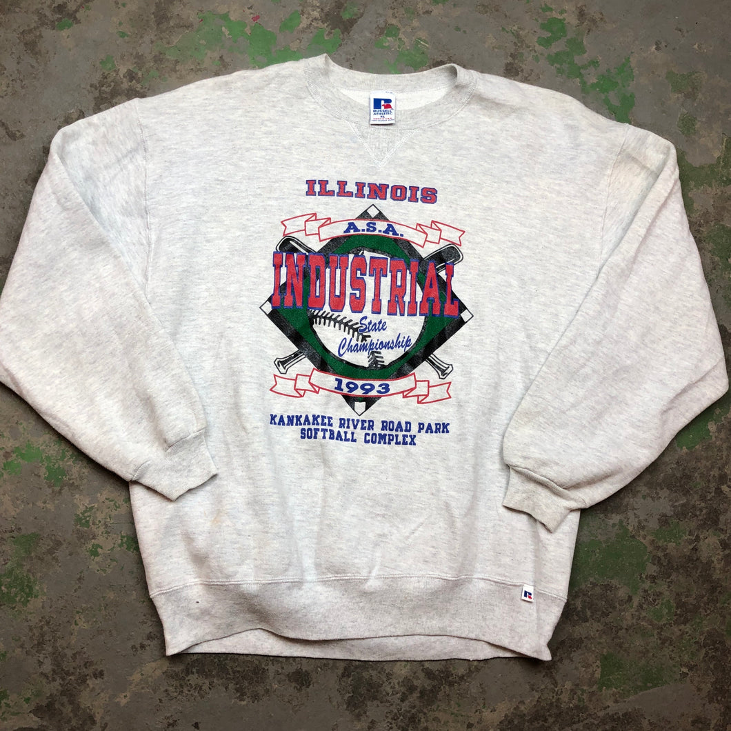 Illinois Crewneck