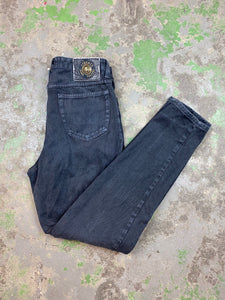 Vintage high waisted Versace denim pants