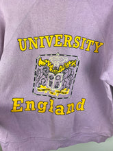 Load image into Gallery viewer, 80s university of England crewneck