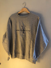 Load image into Gallery viewer, Embroidered NewYork Crewneck