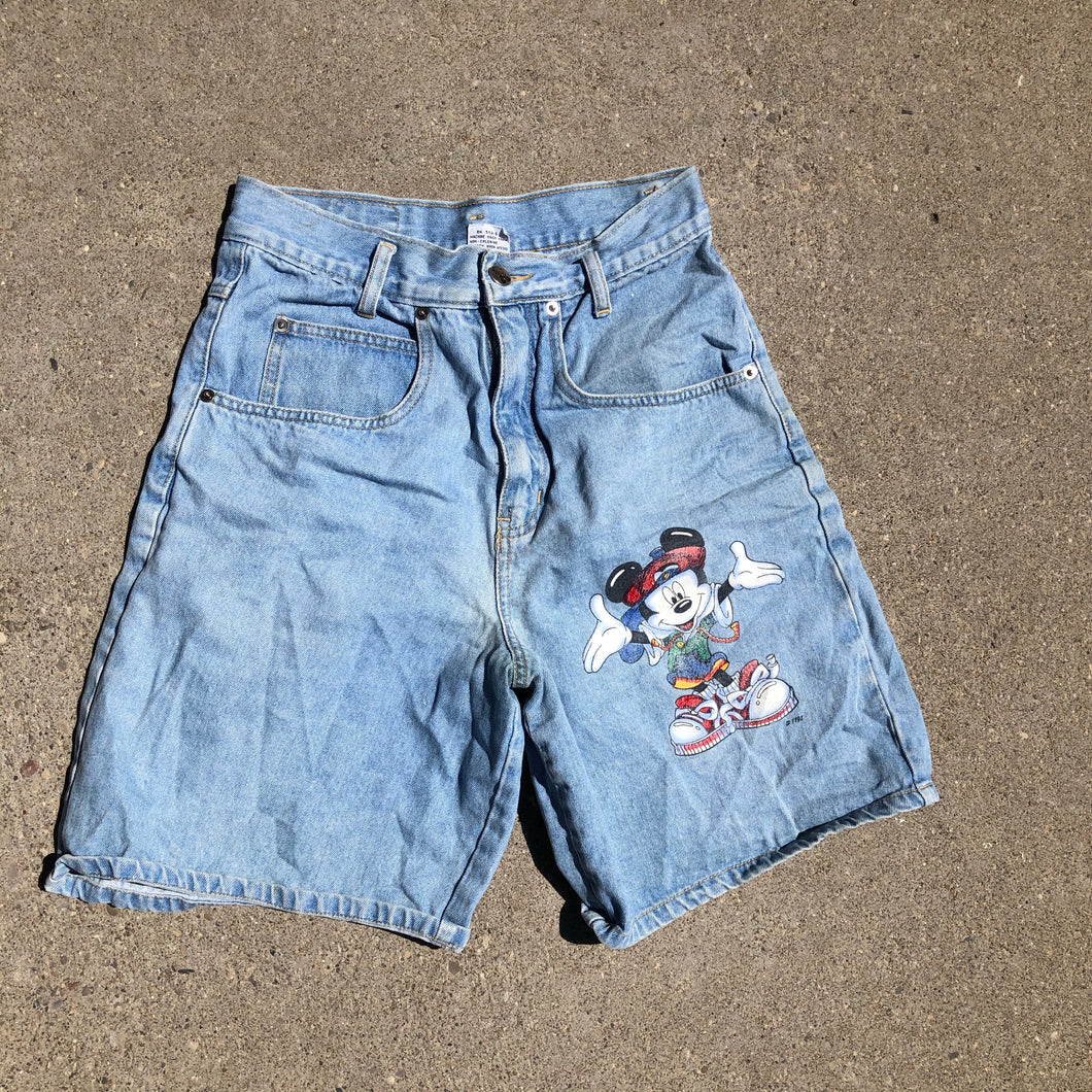 90s Mickey Denim