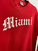 Load image into Gallery viewer, Vintage Miami crewneck