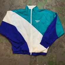Load image into Gallery viewer, Vintage Reebok windbreaker