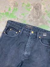 Load image into Gallery viewer, Vintage high waisted Versace denim pants