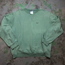Load image into Gallery viewer, Mint Nike Crewneck