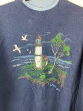 Load image into Gallery viewer, Vintage light house crewneck