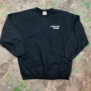 Heavy cotton Yamaha Crewneck
