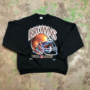 Cleaving browns Crewneck