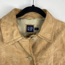 Load image into Gallery viewer, 90s suede Gap jacket