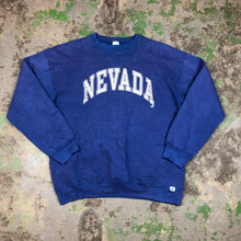 Load image into Gallery viewer, Faded Nevada Crewneck