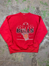 Load image into Gallery viewer, 1990s bulls crewneck