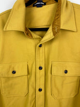 Load image into Gallery viewer, Mustard cotton button up