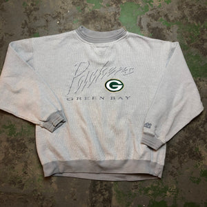 90s packers Crewneck