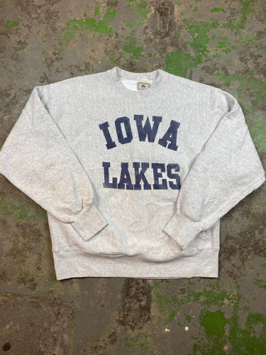 Heavy weight Iowa crewneck