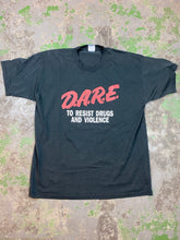 Load image into Gallery viewer, 90s single stitch dare t shirt