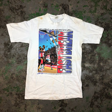 Load image into Gallery viewer, 90s basketball t shirt
