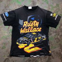 Load image into Gallery viewer, All over print Rusty Wallace Shirt