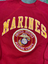 Load image into Gallery viewer, Marines crewneck