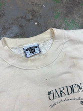 Load image into Gallery viewer, Gardener crewneck