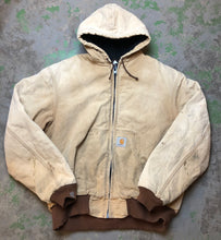 Load image into Gallery viewer, Rugged lined Carhartt jacket