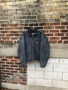 Carhartt Full Zip Work Jacket X-Large