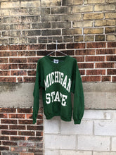 Load image into Gallery viewer, Michigan State Crewneck Large