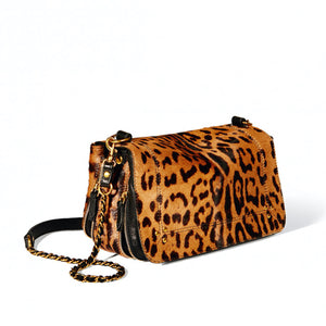 Jerome Dreyfuss Bobi in Leopard Pony