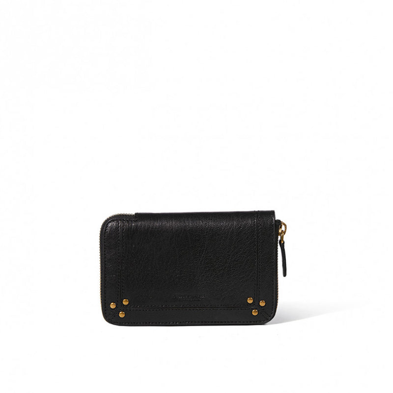 Jerome Dreyfuss Julien Wallet in Noir