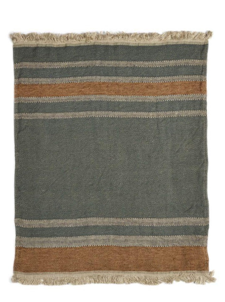 Libeco Linen Fouta - Allouette Stripe - 3 Sizes
