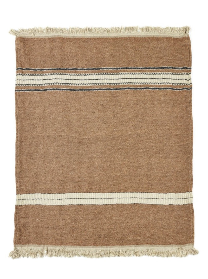 Libeco Linen Fouta - Bruges Stripe  - 3 Sizes -