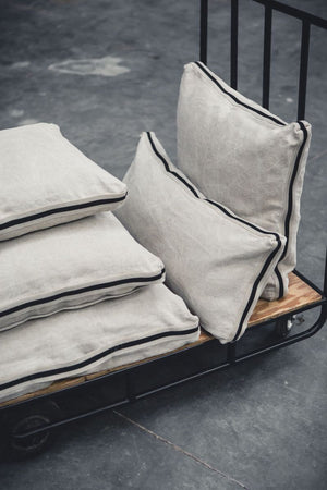 Libeco Linen James Cushion - 3 sizes -
