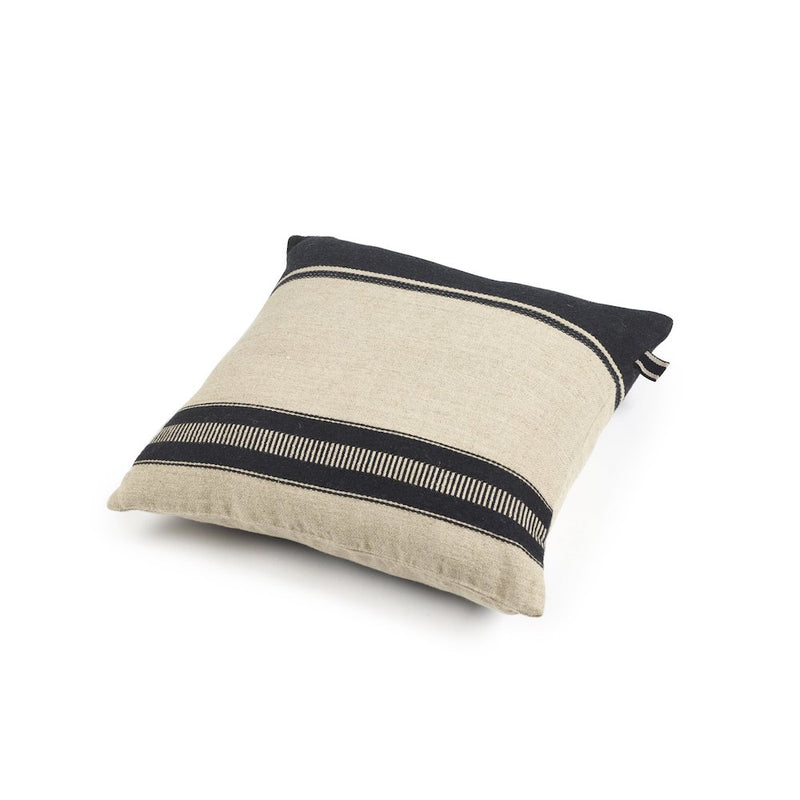 Libeco Marshall Cushion Multi Stripe 50 x 50cm
