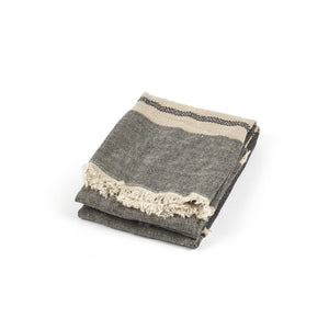 Libeco Linen Fouta - Tack Stripe  - 3 Sizes -