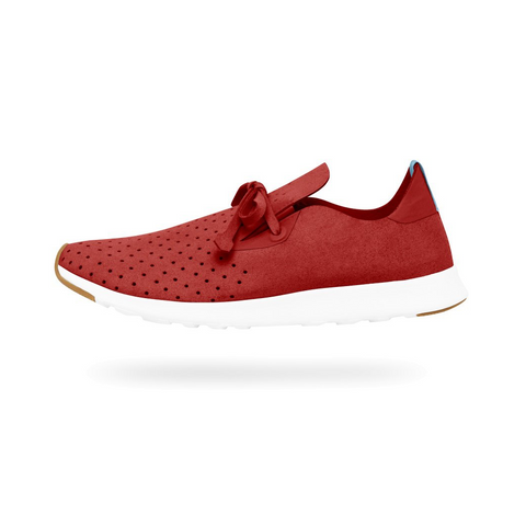 Apollo-moc-red sport shoes