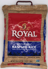 Load image into Gallery viewer, Royal Basmati Rice 10 Lb