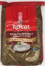 Load image into Gallery viewer, Royal Chef Secret Basmati Rice 10 Lb