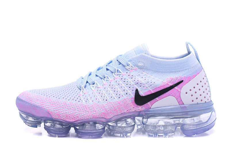outlet store 0916a 9eb1b Women Nike Air VaporMax Flyknit 2.0 W Shockproof Badminton Shoes,Women Mesh  Fabric Zoom Max Sports Elastic Knitted