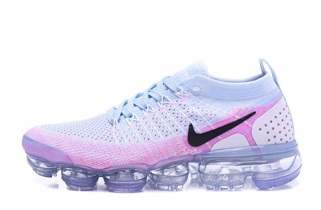 05fbe943440 Women Nike Air VaporMax Flyknit 2.0 W Shockproof Badminton Shoes ...
