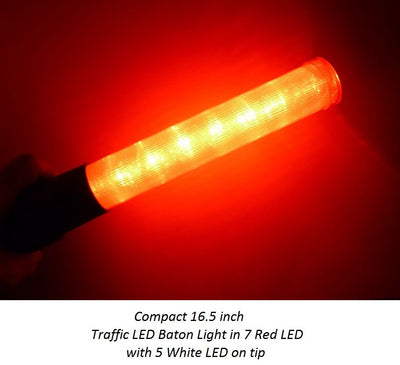 Premium LED Airport Traffic Wand