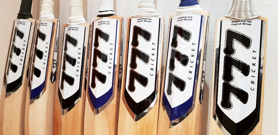 Imperfections in Cricket Bats
