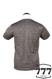 Grey Tri-Blend Performance T-Shirt