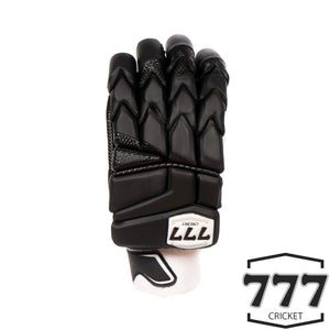 Stealth Black Pro T20 Batting Gloves