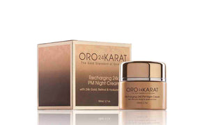 The Super Ingredients in ORO24Karat Night Cream