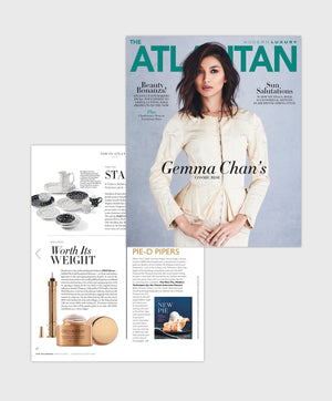 The Atlantan Modern Luxury Magazine features Oro24Karat