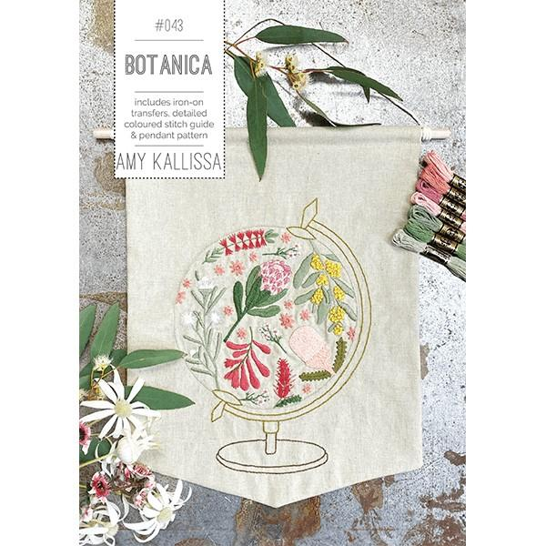 Botanica - Amy Kallissa Designs - Stitches from the Bush