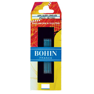 Bohin Appliquer Long Needles - Stitches from the Bush