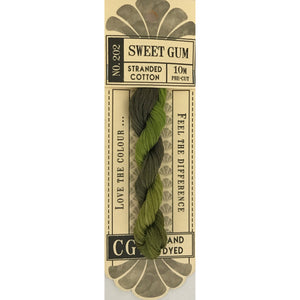 S202 Sweet Gum - Signature Range CGT - Stitches from the Bush